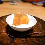 神楽坂 石かわ - 料理写真:甘味