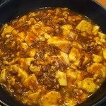67515667 - 麻婆麺のアップ