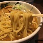 麺屋武蔵 武仁 - 麺UP