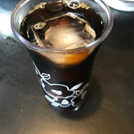 とり源 - 食後のサービスコーヒー