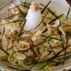 麺処うどんちゃん - 料理写真:ゴボウ天みぞれそば