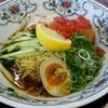 麺や 暁 - 料理写真:冷しラーメン