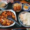 四川料理龍一番 - 料理写真:日替わりランチ