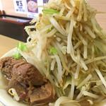 島系本店 - ラーメン桜島790円