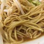 島系本店 - ラーメン桜島790円 普通麺