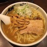 麺屋武蔵 武仁 - ら~麺850円