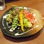 ひだまり庵 - サラダ