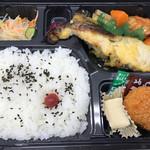 お膳屋 - 銀むつ西京焼弁当 620円 2017年5月25日ランチ