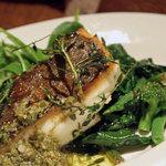 イルモンドピッコロ - 目鯛の香草焼き。<2011_02>