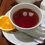 ハーブス - 綺麗な紅茶〜♡