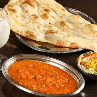 本場インドのシェフが織り成す北インド料理!