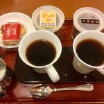 松屋コーヒー - コーヒー三昧(2種飲み比べ)60から80種類から選べます