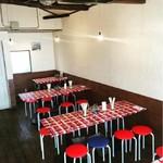 アジア食堂 パクパク - 内観写真