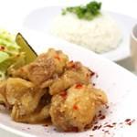 アジア食堂 パクパク - パタヤ唐揚げ定食
