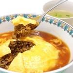 アジア食堂 パクパク - バリ風天津飯