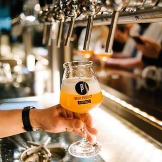 ヨーロッパのクラフトビール樽生を中心に最大18TAP