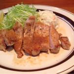 レストラン ひらばやし - ポークソテー ¥900 税別