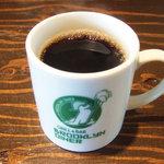 ブルックリンダイナー - ランチのコーヒー