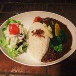 サムタイム - 鶏挽肉と季節野菜のカレー
