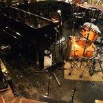 サムタイム - ピアノとドラムセット