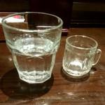 67551956 - お水・ビネガードリンクが入ってました!飲んじゃった