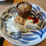 青ゆず 寅 - 前菜