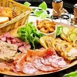 ツキアカリ - お肉のお惣菜プレート