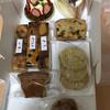 Hakueidou - 料理写真:いちごタルト、栗と小豆のケーキ、フルーツケーキ、くるみトラペ、芋、栗、黒豆タルト、紅茶クッキー、クルミ饅頭