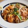 カフェ・ハクタ - 料理写真:パッタイ美味しかったです!