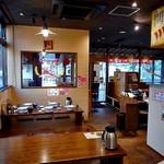 麺作 赤シャモジ - 小上がり座卓席