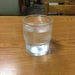 蕎麦処 玉川屋 - 水