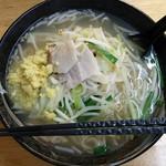 67557425 - タンメン@700円(税込み)を野菜多めで!!