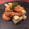 voila - 料理写真:ホワイトアスパラに海胆のソース
