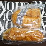 フォション - 特徴的な柄の紙袋