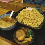 つけ麺専門店 二代目YUTAKA - 料理写真:豊つけめん(特盛の特盛)
