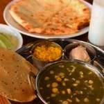 ナマステ・ネパール - ダル(豆)のカレー。
