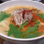 清陽軒 - ・ほっと!トマト麺 770円