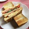 紅茶の店 青い空 - 料理写真: