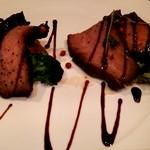 カラオケ パセラ  - 季節のおすすめお肉料理