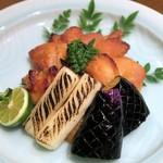 越後屋 久保田 - 厳選地鶏の西京焼き