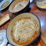 三浦屋 - 冷や麦