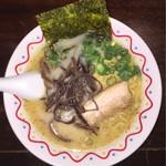 67566918 - ハイロウ麺 650円。