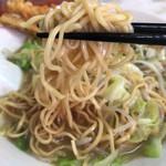 67567497 - 戸畑チャンポン 蒸し麺