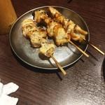 四文屋 - 串焼き