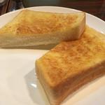 スメル - ペリカンのトースト