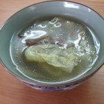 溢彩流香 - 野菜スープ
