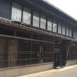 桑田醤油醸造場 - 2017年5月。訪問
