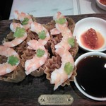 Violet Oon Singapore - 料理写真:クエ・パイティー。