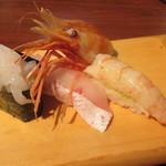 海鮮丼いちば - 豪華3点盛り  \1.230