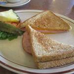 Wailana Coffee House - 本日のサンドイッチ